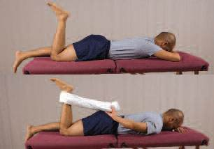 - exercitii dureri de genunchi 12 - Exercitii pentru combaterea durerilor de genunchi