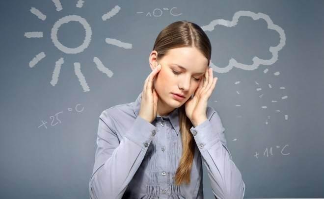 Durerile articulare sunt cauzate de vremea rea?