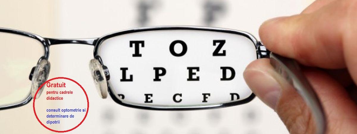 - oftalmo gratuit cadre didactice - Concret pentru cadrele didactice