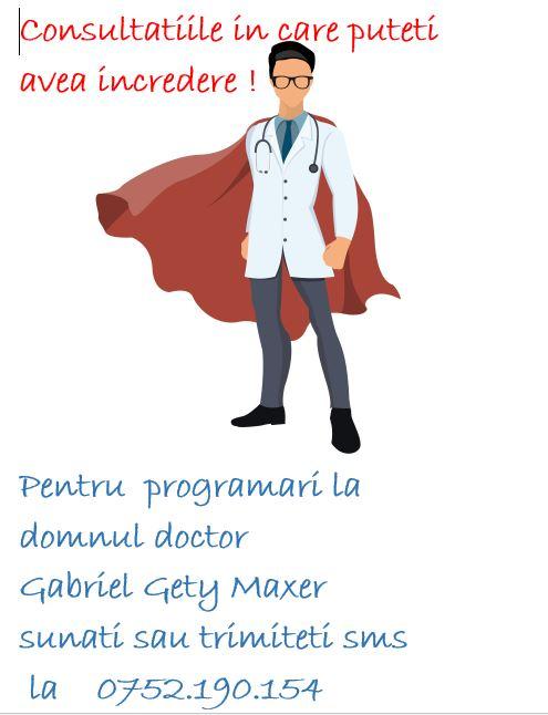 - consultatiile in care puteti avea incredere dr Maxer - Ce spun pacientii despre  medicii Alexis?