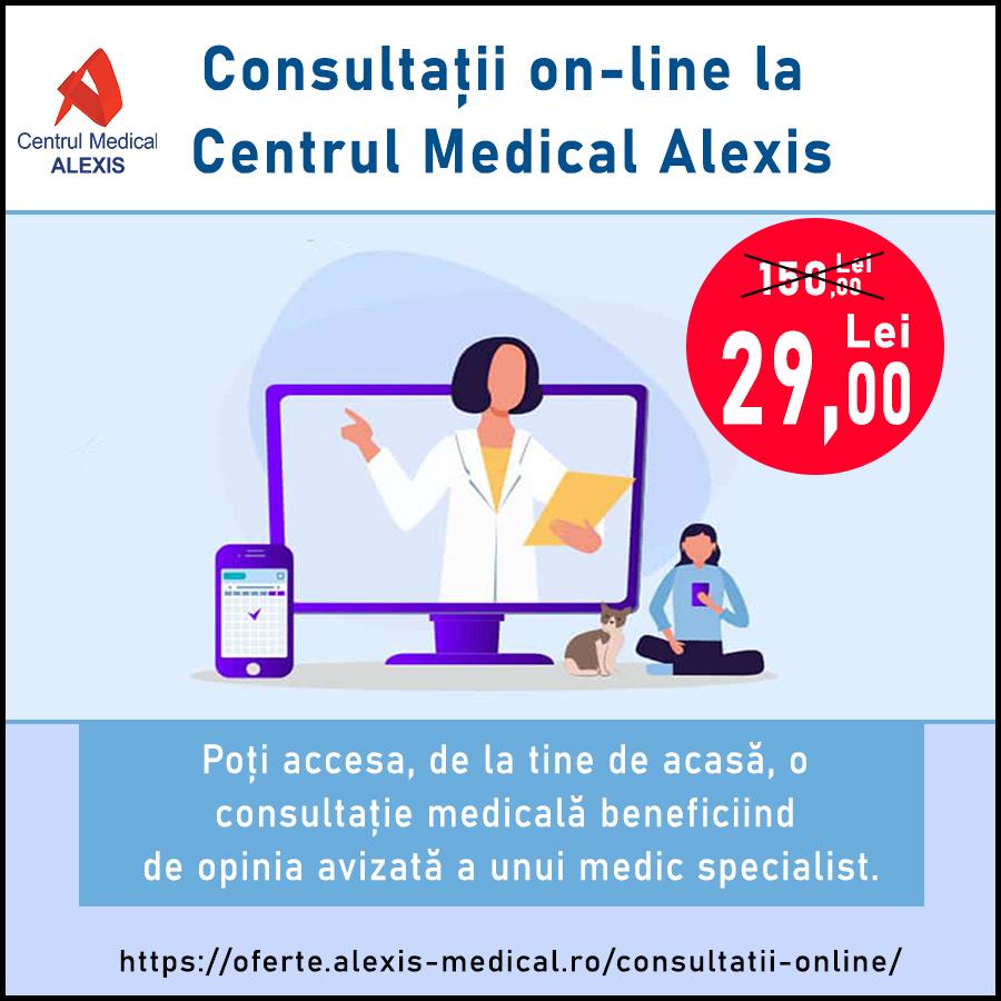 - banner facebook 900x900 29 lei - Consult medical on-line – acum doar 29 de lei in loc de 150