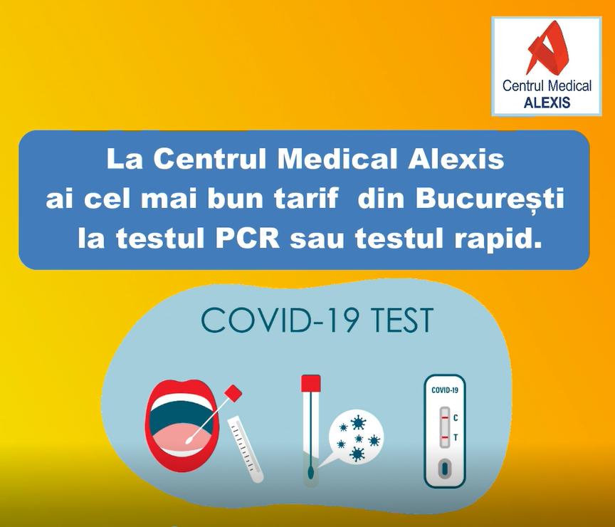 - cel mai bun tarif PCR test rapid - Test PCR la cel mai bun tarif din Bucuresti – 240 lei